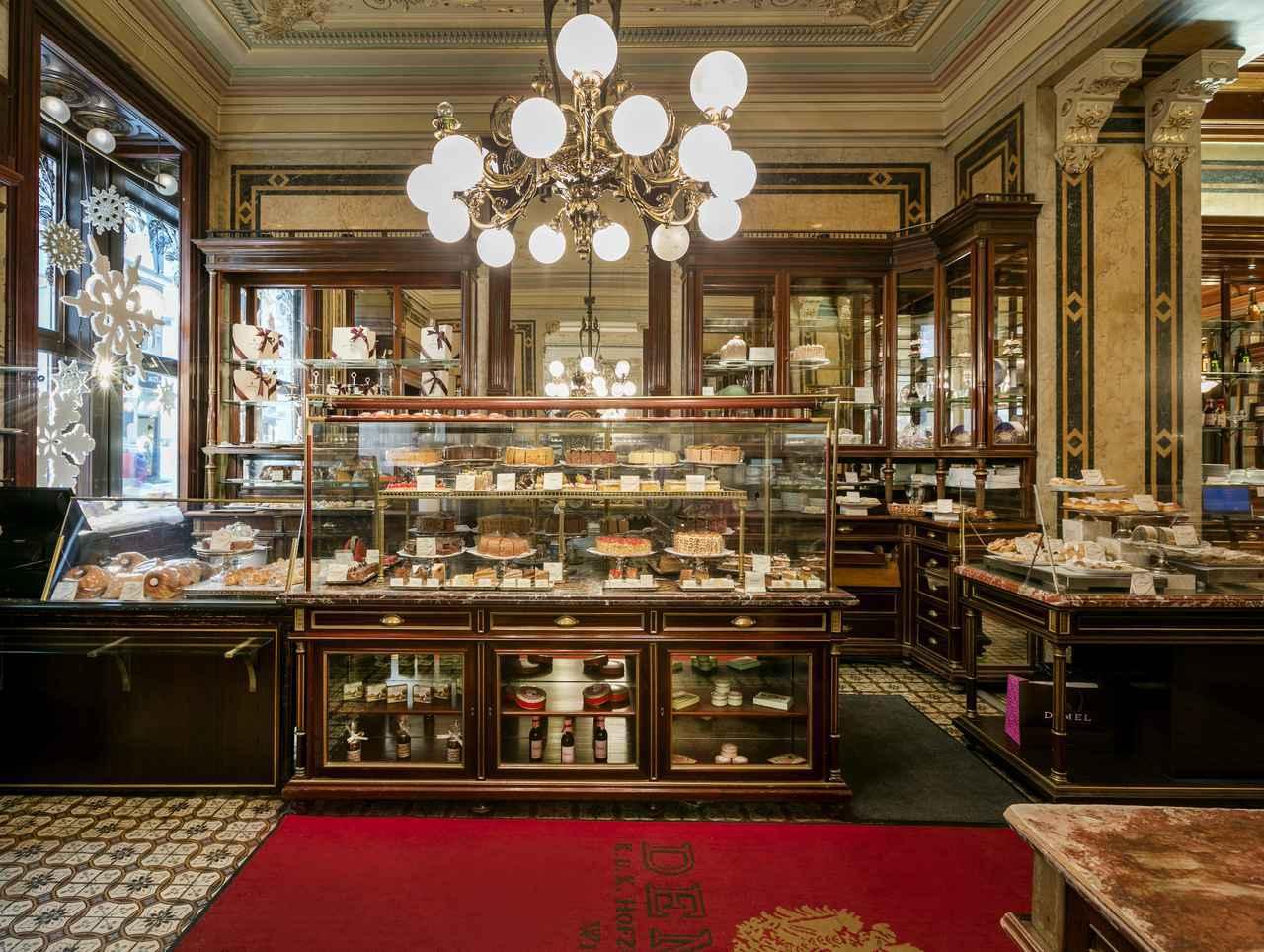 画像: 世界のカフェ歩き<第2回>『オーストリアのカフェと食文化』【好奇心で旅する海外】<海外の「味」物語> - クラブログ ~スタッフブログ~|クラブツーリズム