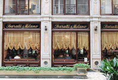 画像: Baratti & Millano Cafe(イメージ)
