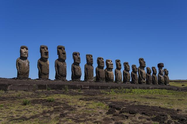 画像: 『添乗員同行/エア・タヒチヌイチャーター便利用!(タヒチ⇔イースター島間)/神秘のイースター島と憧れのリゾートタヒチ島5日間』3/19出発限定!お食事5回付き♪|クラブツーリズム