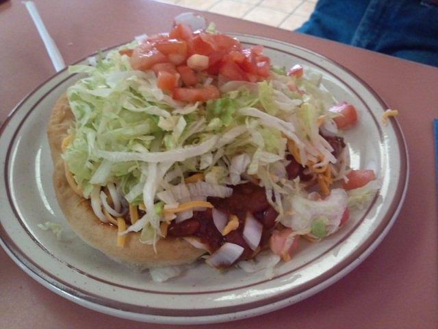 画像: ナバホタコ 美味しいと好評!