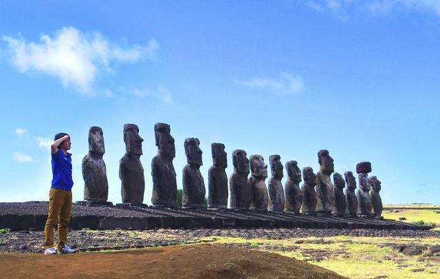 画像: 【イースター島とタヒチ】 チャーター便(タヒチ~イースター島間)で行く 世界の神秘イースター島と常夏の楽園タヒチ - クラブログ ~スタッフブログ~|クラブツーリズム