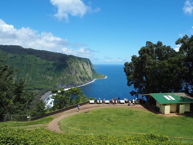 画像: ワイピオ渓谷(ハワイ島)2018年7月弊社スタッフ撮影