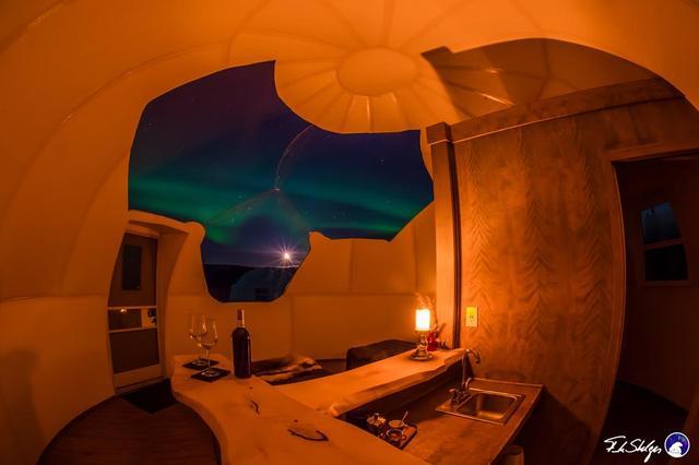 画像2: ボレアリスベースキャンプ ~天窓の奥に広がる神秘の世界~