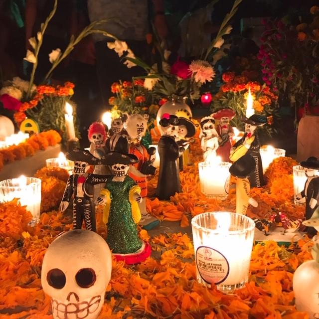 画像: 『マリーゴールド色輝く 死者の日に過ごすオアハカ メキシコ物語8日間』 2019年10月30日出発・16名様限定! クラブツーリズム