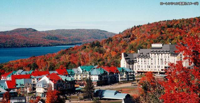 画像2: 紅葉のカナダ旅行・ツアー・観光|クラブツーリズム