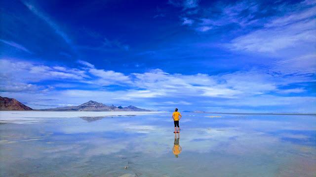 画像: 『羽田発着/最大18名様限定/まだ見ぬ奇跡の絶景を求めて 雨季のボンネビル湖と大自然の造形美・アメリカ国立公園7日間』|クラブツーリズム