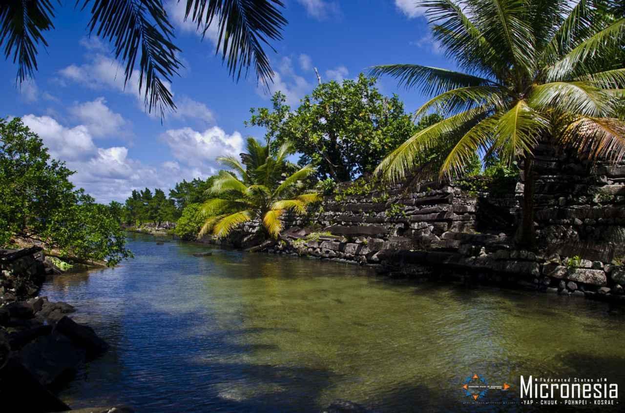 画像: 『往復直行便利用/まだ見ぬ太平洋の秘境へ ミクロネシア連邦周遊7日間』ポンペイ島・チューク環礁(春・夏島)・ジープ島に訪問♪|クラブツーリズム