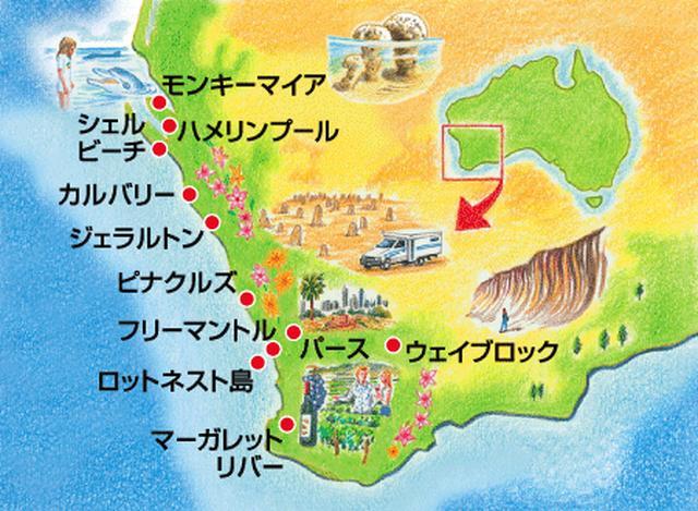 画像: パース・西オーストラリア|オーストラリア旅行・ツアー・観光|クラブツーリズム