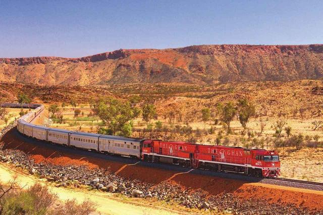 画像1: オーストラリア大陸縦断鉄道「ザ・ガン」旅行・ツアー | 海外旅行 | クラブツーリズム