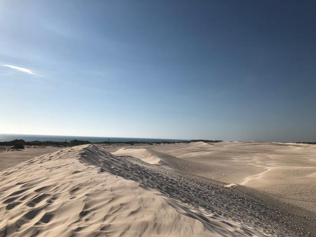 画像: パース近郊③ランセリン砂丘