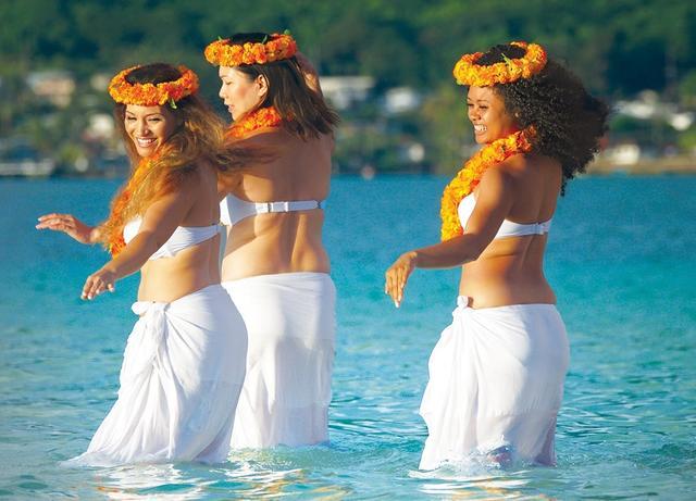 画像: 『添乗員同行/天国の海貸切!ハワイdeとっておきの夏休み6日間』往復直行便利用/8月19日催行決定/親子参加・3世代参加歓迎!|クラブツーリズム