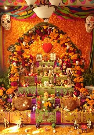 画像: 『マリーゴールド色輝く 死者の日に過ごすオアハカ メキシコ物語8日間』|クラブツーリズム