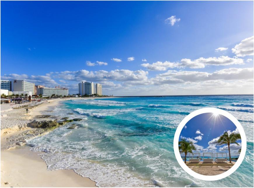画像: 『<ゆったり旅>ANA往復直行便利用 連泊・遺跡隣接ホテル宿泊 ゆったりメキシコ探訪8日間』|クラブツーリズム