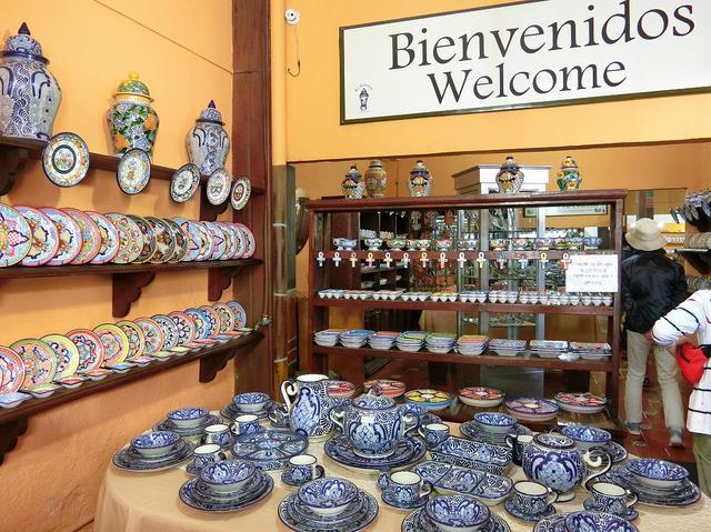 画像: スペインから伝わった陶器「タラベラ焼き」の工房にもご案内します!(イメージ)