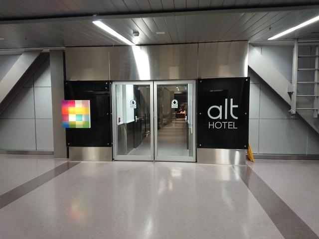 画像: 空港直結の『アルトホテルハリファックス』