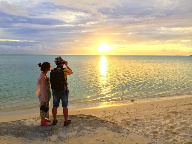 画像: ボラボラ島デラックスクラスに連泊/イースター島とタヒチ3島周遊10日間