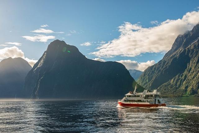 画像: 『南北を一度に巡る決定版!癒しのニュージーランド 8日間』|クラブツーリズム