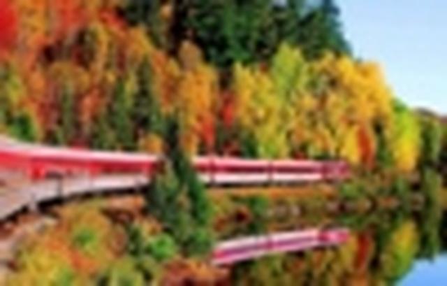 画像: 『絶景紅葉列車 アルゴマ・セントラル鉄道で見る紅に染まるアガワ渓谷とナイアガラの滝 6日間』 羽田発着/各出発日最大18名様|クラブツーリズム