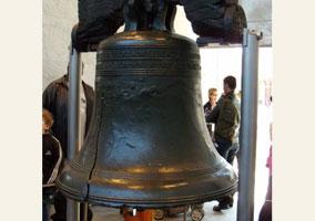 画像: 独立国立歴史公園内にある『自由の鐘(Liberty Bell)』(イメージ)