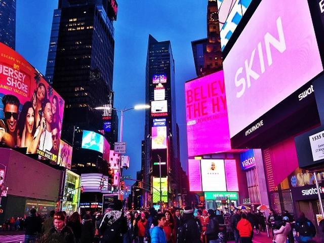 画像: 『ANAビジネスクラス往復直行便利用 年末年始ニューヨーク6日間』 クラブツーリズム