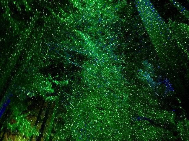 画像2: ブッチャートガーデンのライトアップ(イメージ)