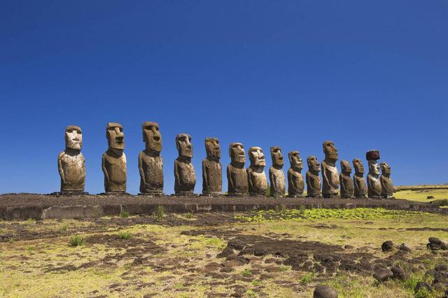 画像: 『ビジネスクラス利用/神秘のモアイ・イースター島と楽園タヒチ ボラボラ島をゆっくり楽しむ8日間』<ゆったり旅>プレミアムエコノミー利用もございます|クラブツーリズム