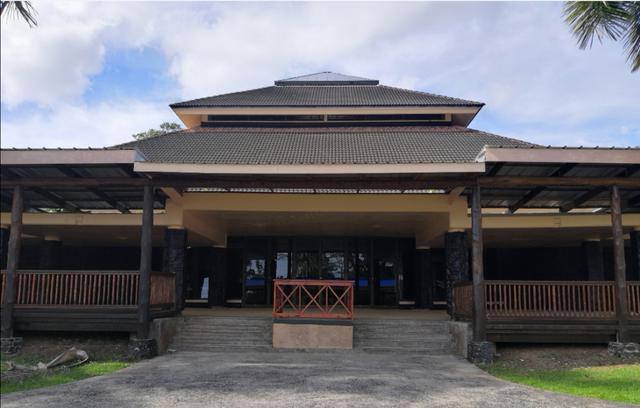 画像: ミクロネシア連邦議会