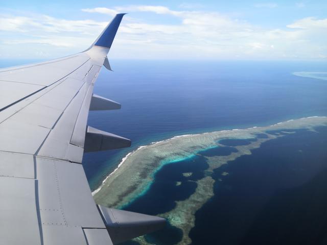 画像: 周囲200kmに及ぶ世界最大級のチューク環礁