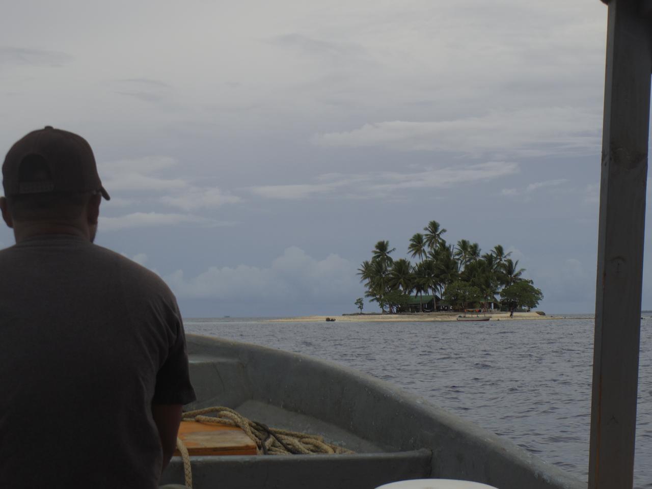 画像2: 5日目 夏島の戦跡と無人島巡り