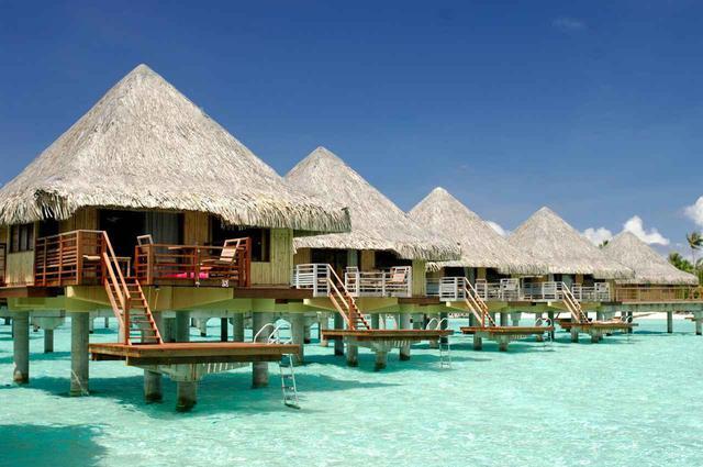 画像: タヒチ旅行・ツアー(モーレア島・ボラボラ島)ビーチリゾート | 海外旅行 | クラブツーリズム