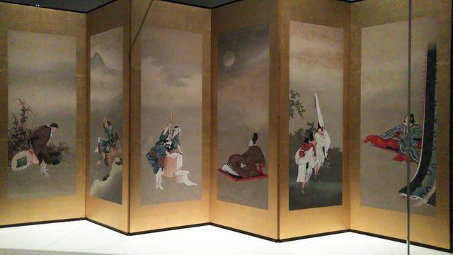 画像: 『玉川六景図』葛飾北斎・フリーア美術館