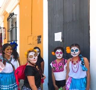 画像1: 『【16名様限定】マリーゴールド色輝く 2020年・死者の日に過ごすオアハカ メキシコ物語8日間』|クラブツーリズム