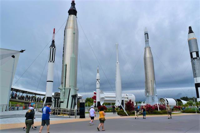 画像: くアメリカのNASA関連施設の中で、最大の施設を有するケネディ宇宙センター(イメージ)