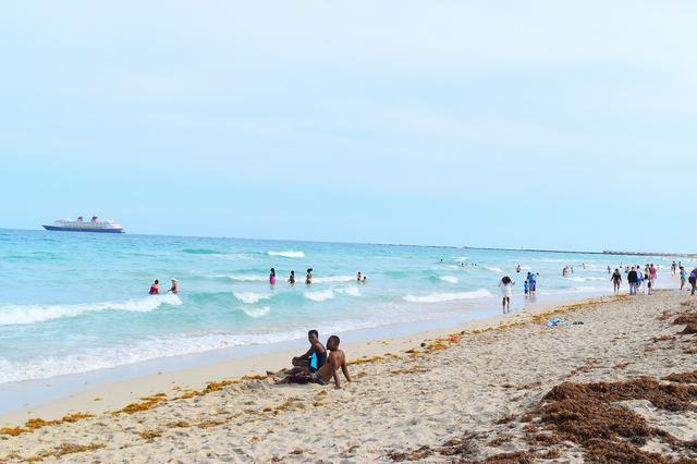 画像: マイアミビーチ(イメージ)