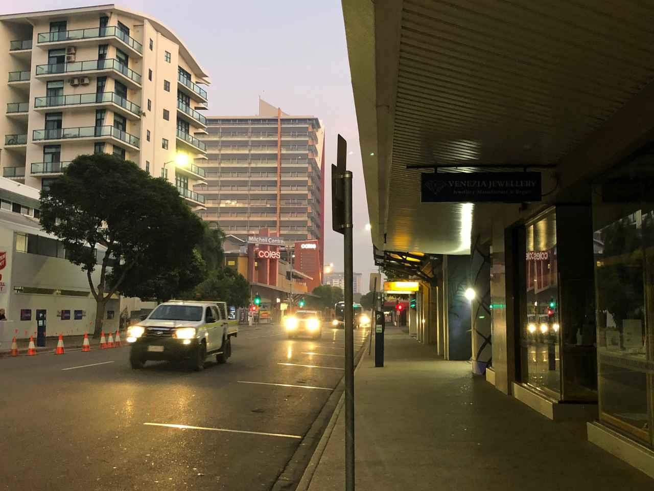 画像: ダーウィンに到着!一度ホテルにチェックインをします。 ご宿泊はデラックスクラスのヒルトンでした。 スーパーも徒歩2分にありとても便利♪