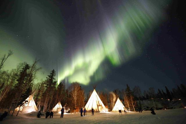 画像: カナダ・イエローナイフ オーロラの旅|クラブツーリズム