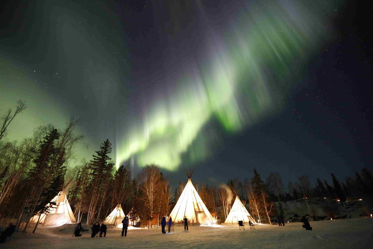 画像: カナダ・イエローナイフ オーロラの旅 クラブツーリズム