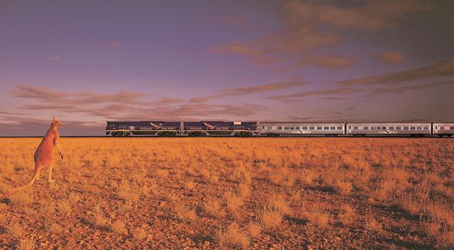 画像: 『オーストラリア大陸横断鉄道シドニー~パース3泊4日 インディアンパシフィック号全線走破!の旅9日間』<プレミアムステージ>|クラブツーリズム