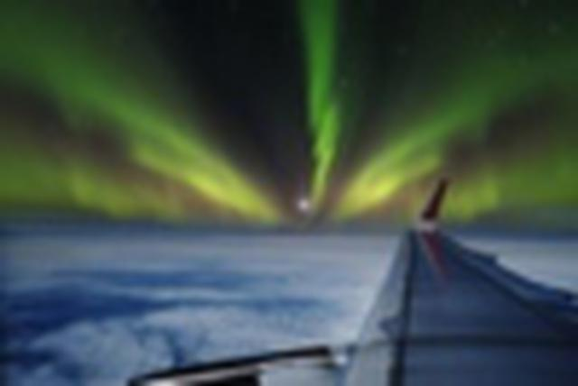 画像: 『クラブツーリズム特別チャーター便利用 雲上のオーロラフライト カナダ・オーロラに出会う 7日間』<エア・カナダ(プレミアムエコノミークラス利用)>|クラブツーリズム