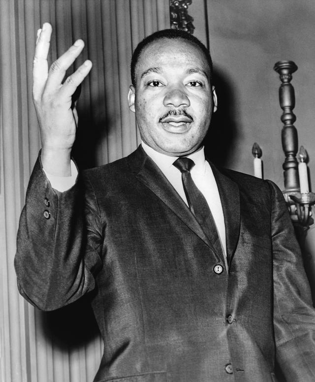 画像: マーチン・ルーサー・キング牧師(イメージ)