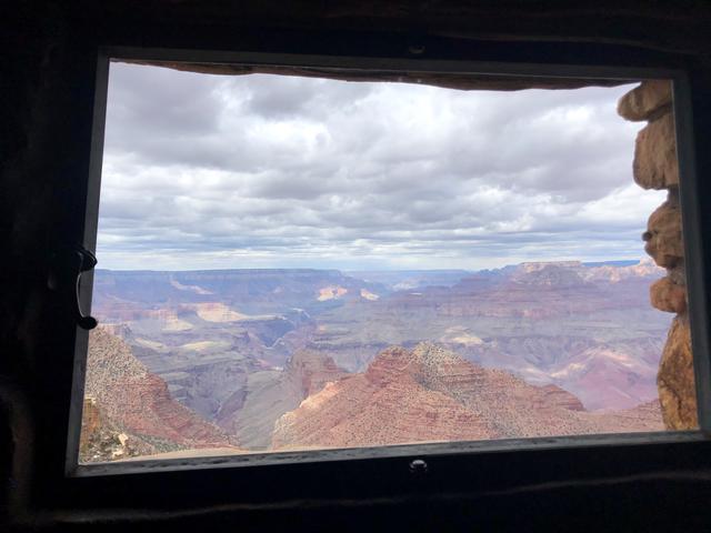 画像: デザートビューポイント・ウォッチタワーからの眺め/弊社スタッフ:荒井撮影
