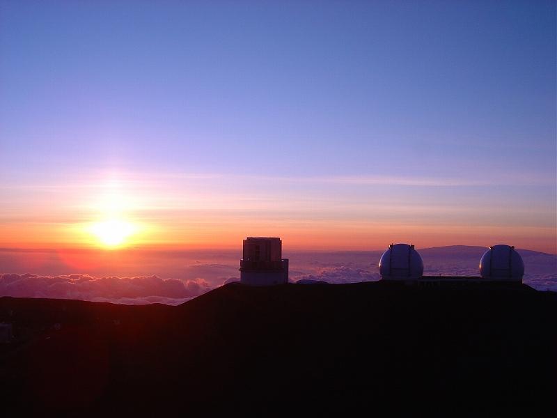 画像: マウナケア山頂/イメージ