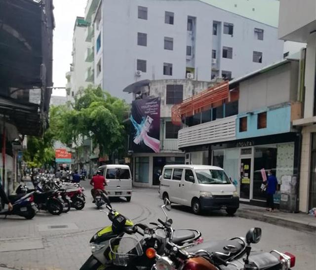 画像: 活動再開したマーレ市内の様子(6月初旬撮影)