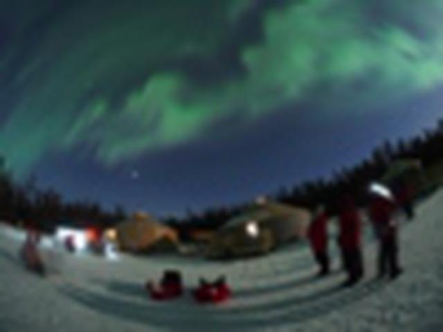 画像: 『カナダ・ホワイトホース オーロラと冬を愉しむ6日間』オーロラチャンス4回/オーロラハンティング/クラブツーリズムオリジナル観光付|クラブツーリズム