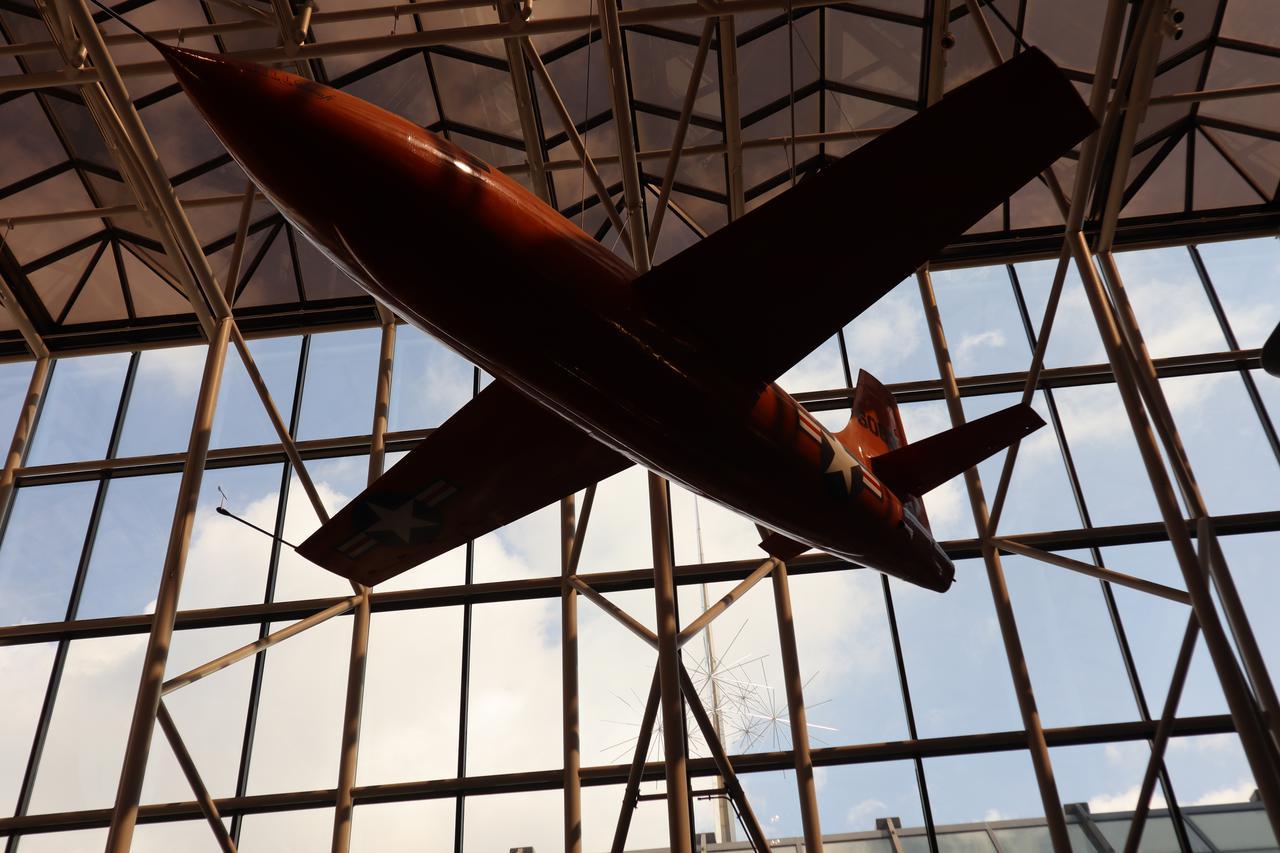 画像: スミソニアン航空宇宙博物館(筆者撮影)