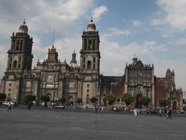 画像: メキシコシティ歴史地区(イメージ)