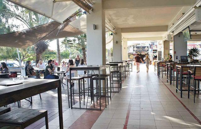 画像: レストランの様子(6月中旬現地スタッフ撮影)