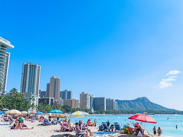 画像: 【成田・羽田発】ハワイ旅行・ツアー・観光│クラブツーリズム
