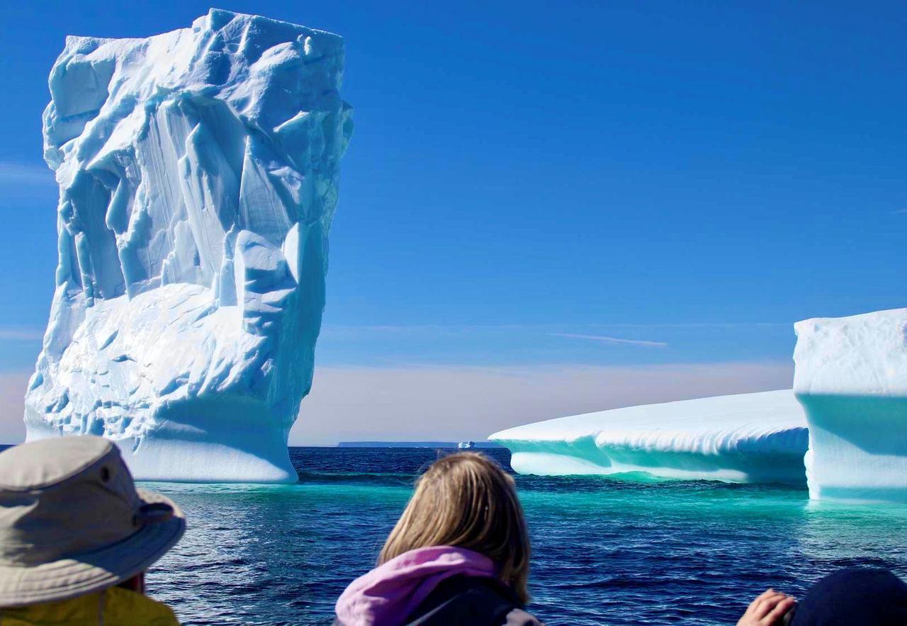 画像: 氷河クルーズ(イメージ)