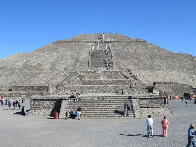 メキシコ】担当が教える、世界遺産『テオティワカン』の見どころ - クラブログ ~スタッフブログ~|クラブツーリズム